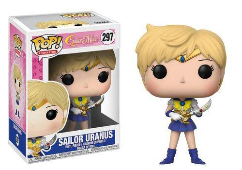 Figurka Sailor Moon POP! - Sailor Uranus