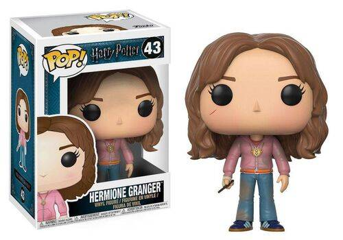 Figurka Harry Potter POP! - Hermione with Time Turner
