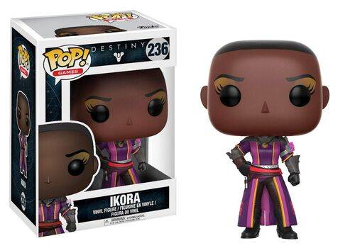 Figurka Destiny POP! - Ikora