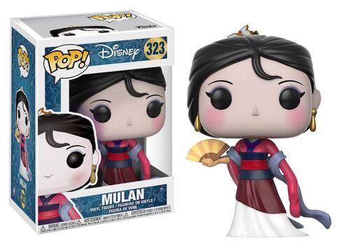 Figurka Disney Princess POP! - Mulan 9 cm