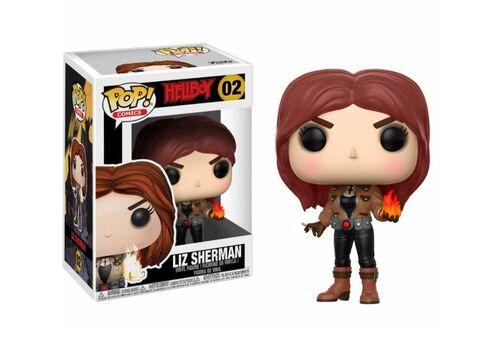 Figurka Hellboy POP! - Liz Sherman