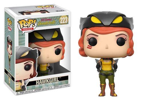Figurka DC Comics Bombshells POP! - Hawkgirl