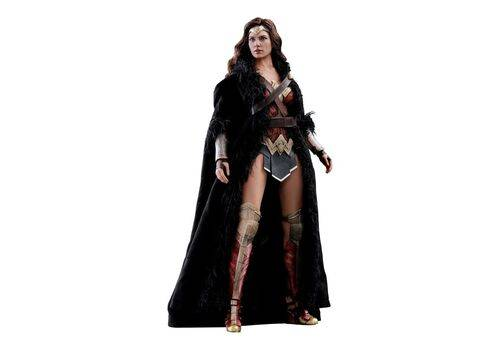 Figurka Justice League Movie Masterpiece 1/6 Wonder Woman Deluxe Version 29 cm
