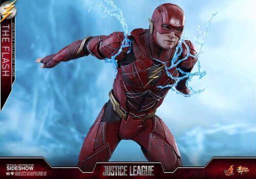 Figurka Justice League Movie Masterpiece 1/6 The Flash 30 cm