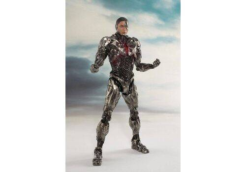 Figurka Justice League Movie ARTFX+ 1/10 Cyborg 20 cm