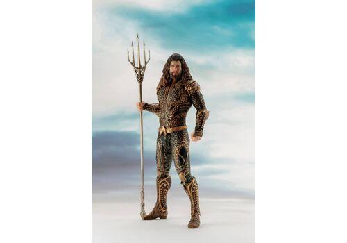 Figurka Justice League Movie ARTFX+ 1/10 Aquaman 20 cm