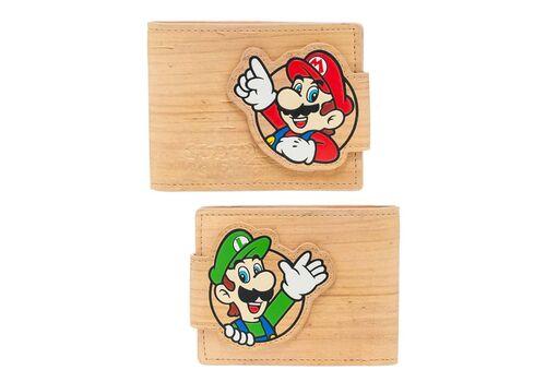 Portfel Nintendo - Mario & Luigi