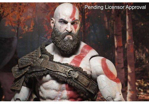 Figurka God of War (2018) - Kratos 18 cm