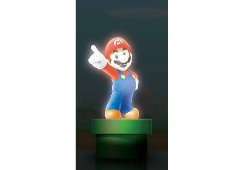 Lampka Super Mario - Figurka Mario 20 cm