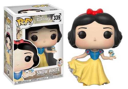Figurka Królewna Śnieżka i siedmiu krasnoludków POP! - Snow White