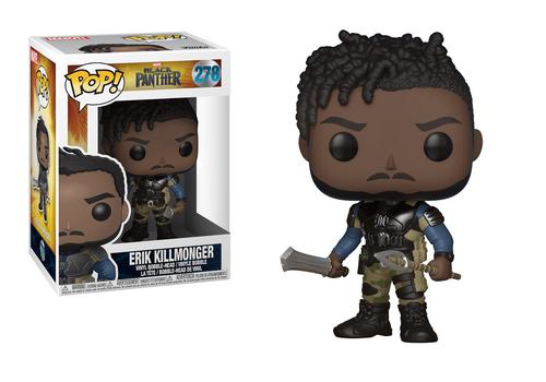 Figurka Black Panther Movie POP! - Killmonger