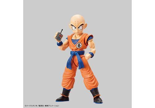 Figurka do złożenia Dragon Ball Z - Krillin (ruchoma)