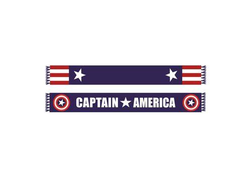 Szalik Marvel - Kapitan Ameryka