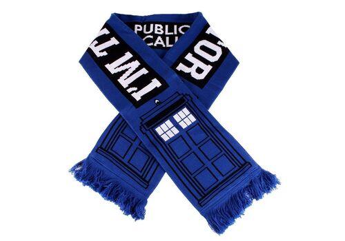 Szalik Doctor Who - Tardis, zdjęcie 2
