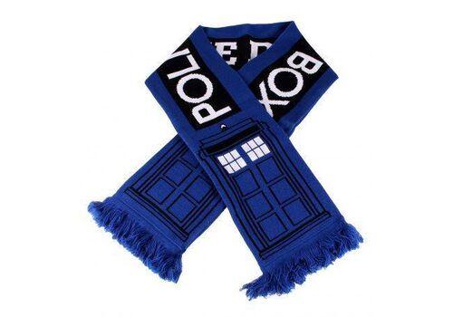 Szalik Doctor Who - Tardis, zdjęcie 1
