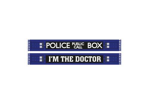 Szalik Doctor Who - Tardis, zdjęcie 3