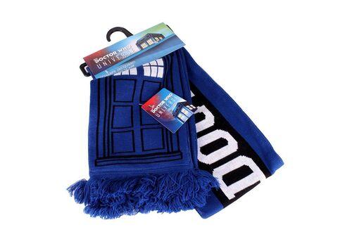 Szalik Doctor Who - Tardis, zdjęcie 4