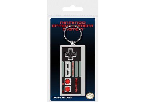 Brelok gumowy Nintendo - NES Controller