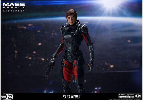 Figurka Mass Effect Andromeda Color Tops - Sara Ryder, zdjęcie 2