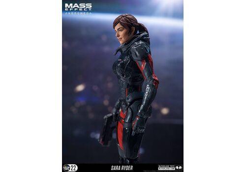 Figurka Mass Effect Andromeda Color Tops - Sara Ryder, zdjęcie 4