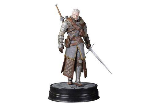 Figurka Wiedźmin / Witcher 3 Wild Hunt - Geralt Grandmaster Ursine