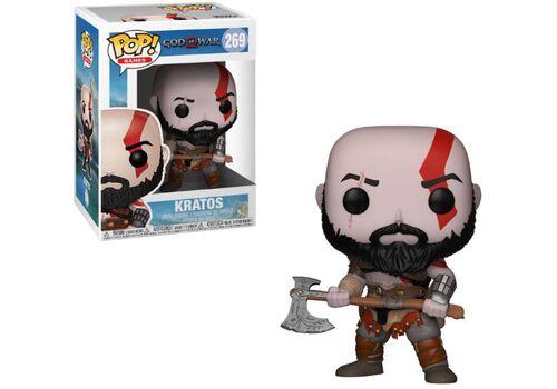 Figurka God of War POP! - Kratos