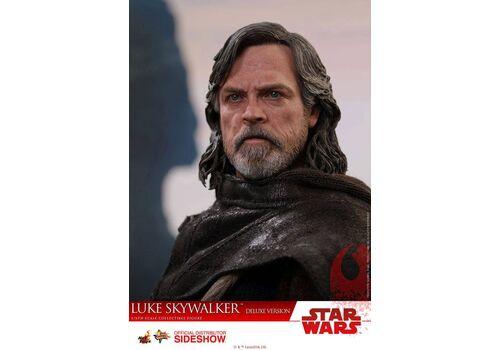 Figurka Star Wars Episode VIII Movie Masterpiece 1/6 Luke Skywalker Deluxe Version 29 cm