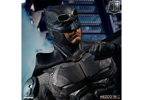Figurka Justice League 1/12 Tactical Suit Batman 16 cm