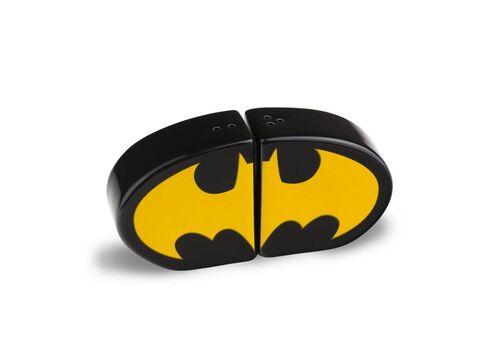 Solniczka i pieprzniczka Batman - Logo