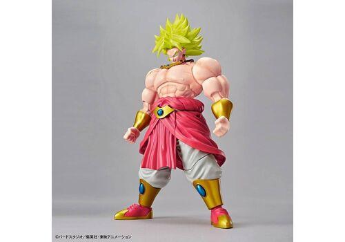 Figurka do złożenia Dragon Ball Z - Legendary Super Saiyan Broly (ruchoma)