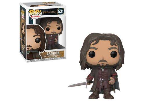 Figurka Lord of the Rings POP! - Aragorn