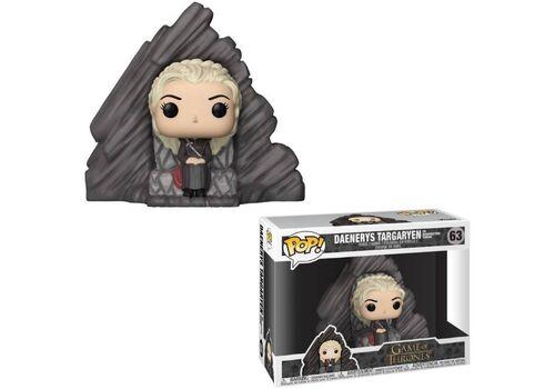 Figurka Gra o Tron POP! - Daenerys on Dragonstone Throne