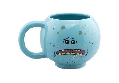 Kubek ceramiczny Rick & Morty 3D Mr Meeseeks