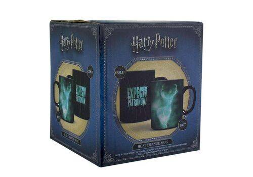 Kubek zmieniający kolor Harry Potter - Patronus