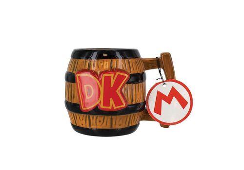 Stylizowany kubek Super Mario 3D Donkey Kong