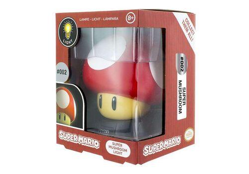 Mini Lampka Super Mario 3D Mushroom