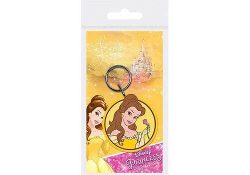 Brelok gumowy Księżniczki Disneya - Belle
