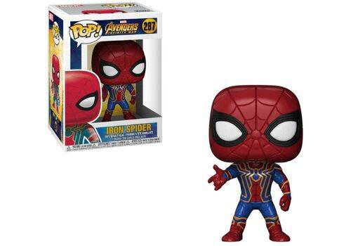 Figurka Avengers Infinity War POP! - Iron Spider