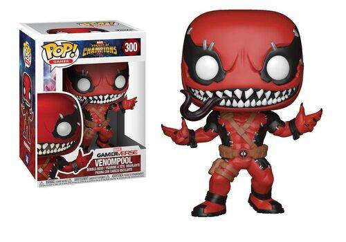 Figurka Marvel Contest of Champions POP! - Venompool 9 cm