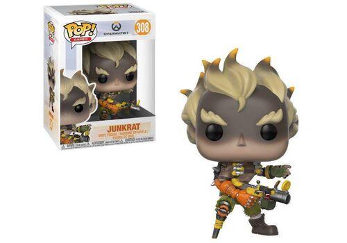 Figurka Overwatch POP! - Junkrat