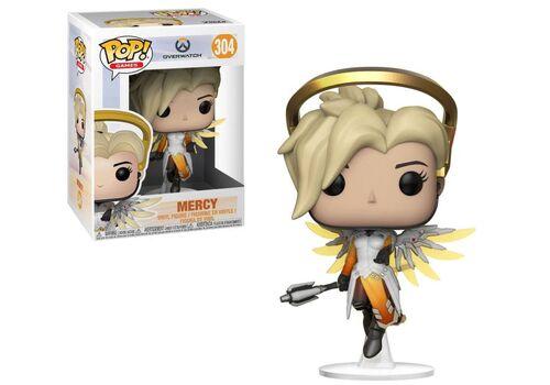 Figurka Overwatch POP! - Mercy