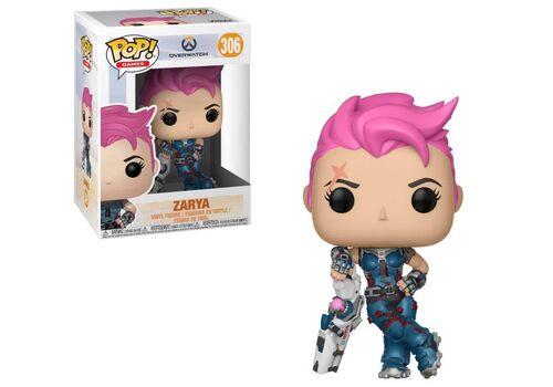 Figurka Overwatch POP! - Zarya