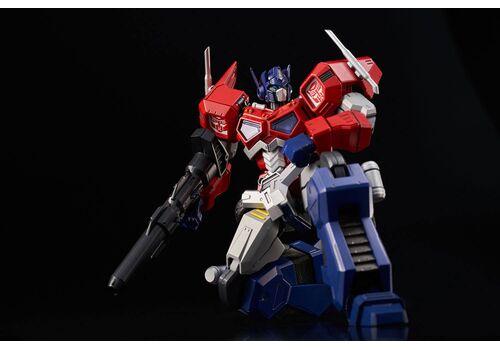 Figurka do złożenia Transformers Furai Model - Optimus Prime (ruchoma) 15 cm