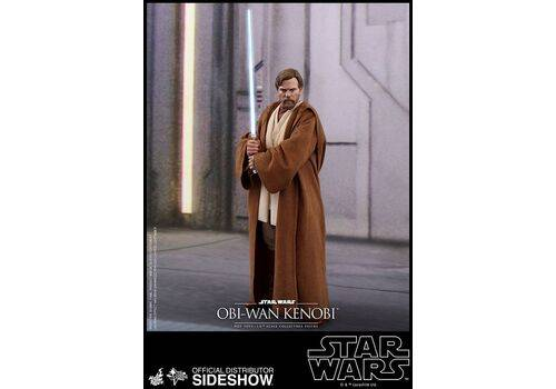 Figurka Star Wars Episode III Movie Masterpiece 1/6 Obi-Wan Kenobi 30 cm