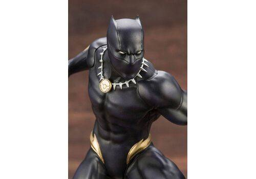 Figurka Marvel ARTFX+ 1/10 Black Panther 17 cm