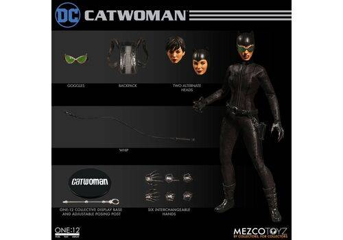 Figurka DC Comics 1/12 Catwoman
