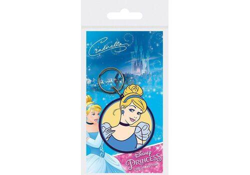 Brelok gumowy Księżniczki Disneya - Kopciuszek