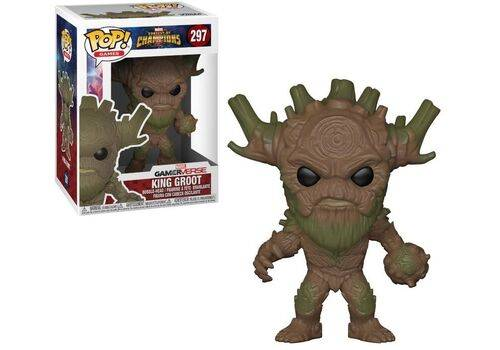 Figurka Marvel Contest of Champions POP! - King Groot