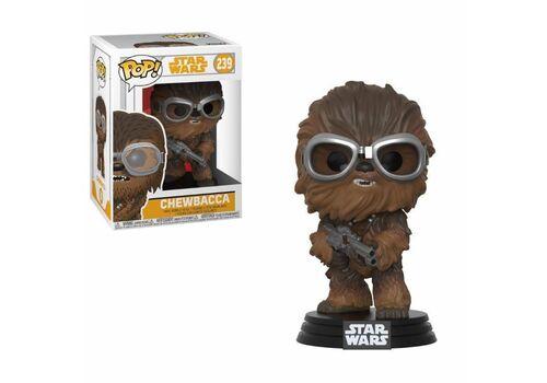Figurka Star Wars Solo POP! - Chewbacca with Goggles