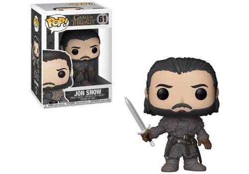 Figurka Gra o Tron POP! - Jon Snow (Beyond the Wall 61)